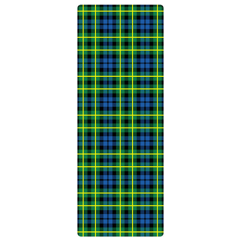 Campbell of Breadalbane Ancient Clan Tartan Yoga mats