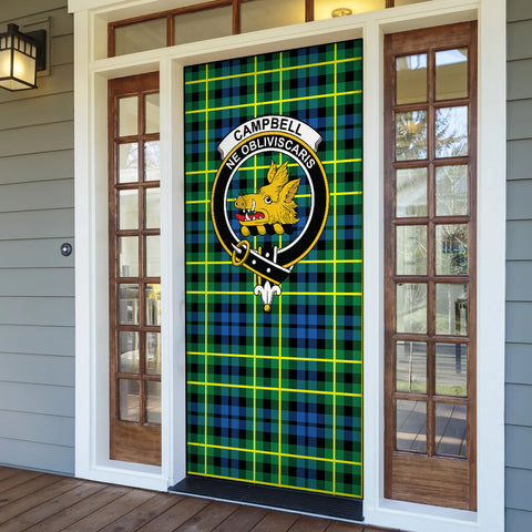 Campbell of Breadalbane Ancient Tartan Door Sock Cover