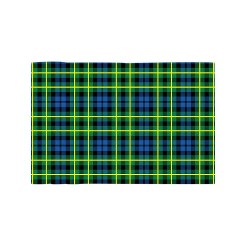 Image of Campbell of Breadalbane Ancient Clan Tartan Motorcycle Flag