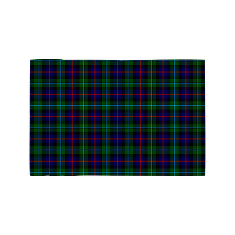 Image of Campbell of Cawdor Modern Clan Tartan Motorcycle Flag