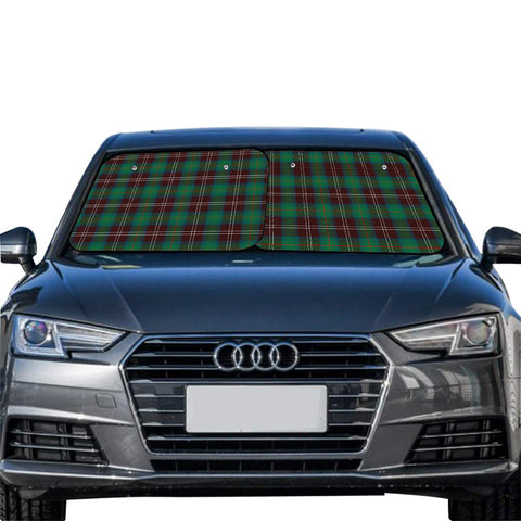 Chisholm Hunting Ancient Clan Tartan Scotland Car Sun Shade 2pcs