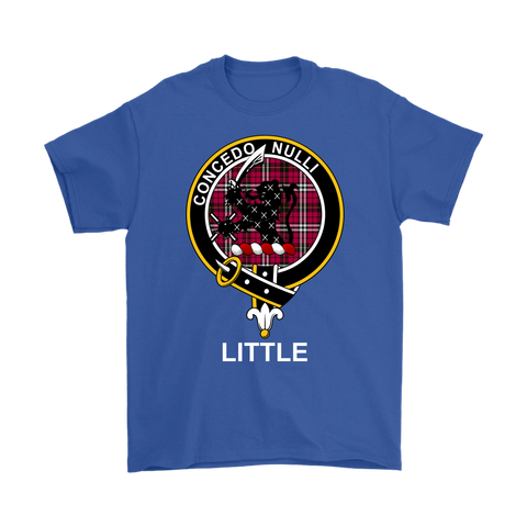 Image of Little Clan Tartan T-Shirt | Over 500 Tartans and 300 Clans | Love Scotland