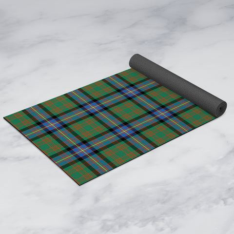 Cochrane Ancient Clan Tartan Yoga mats