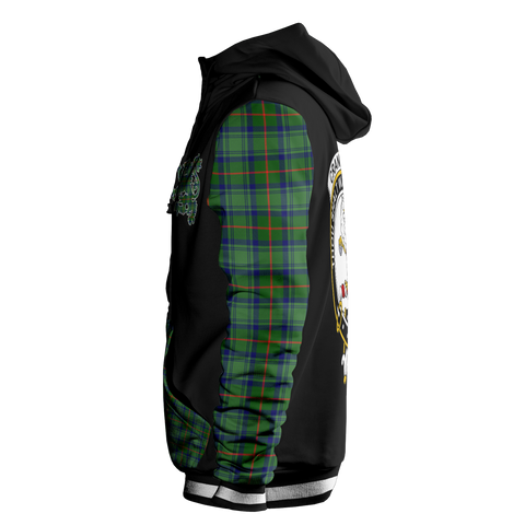 Image of Cranstoun - Tartan All Over Print Hoodie - BN