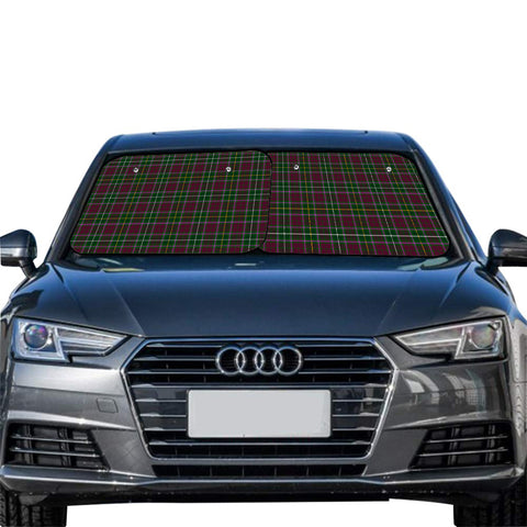 Image of Crosbie Clan Tartan Scotland Car Sun Shade 2pcs