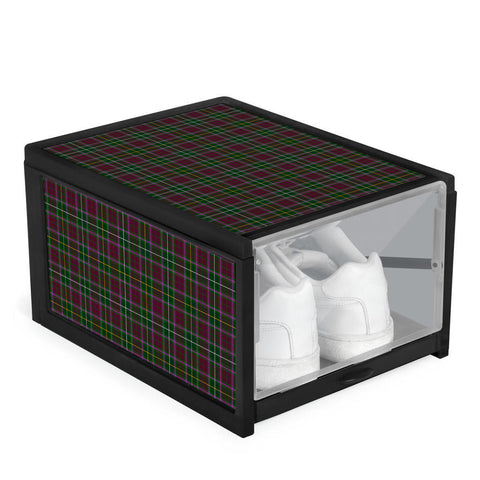 Crosbie Clan Tartan Scottish Shoe Organizers K9