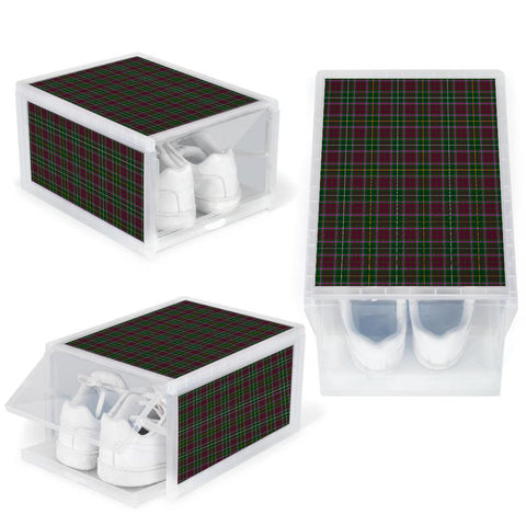 Image of Crosbie Clan Tartan Scottish Shoe Organizers K9