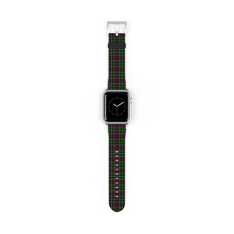Crosbie Scottish Clan Tartan Watch Band Apple Watch