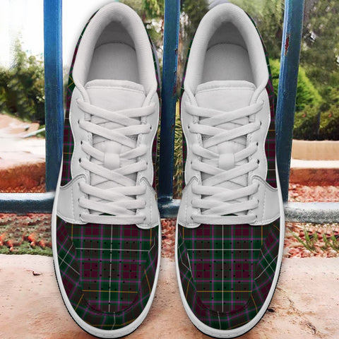 Crosbie Tartan Low Sneakers (Women's/Men's) A7