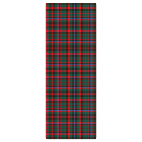 Image of Cumming Hunting Modern Clan Tartan Yoga mats