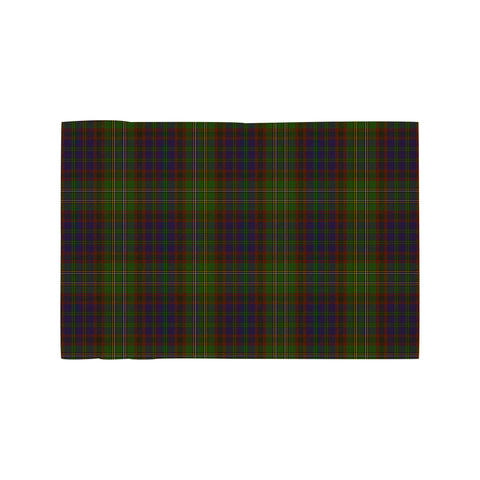 Image of Cunningham Hunting Modern Clan Tartan Motorcycle Flag