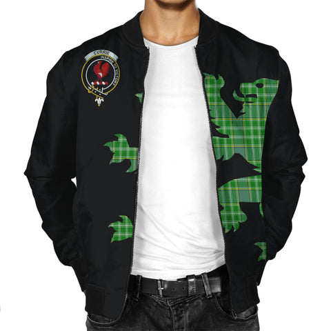 Currie Lion & Thistle Men Jacket | scottishclans.co