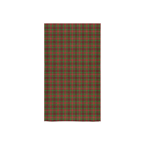 Ainslie Tartan Towel | scottishclans.co