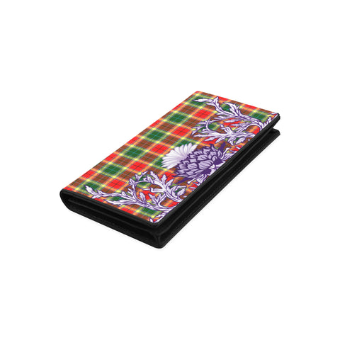 Gibbs Tartan Wallet Women's Leather Wallet A91 | Over 500 Tartan