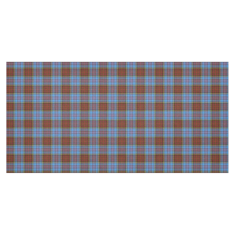 Anderson Modern Tartan Tablecloth | Home Decor