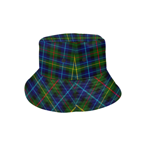 Image of Smith Modern Tartan Bucket Hat for Women and Men