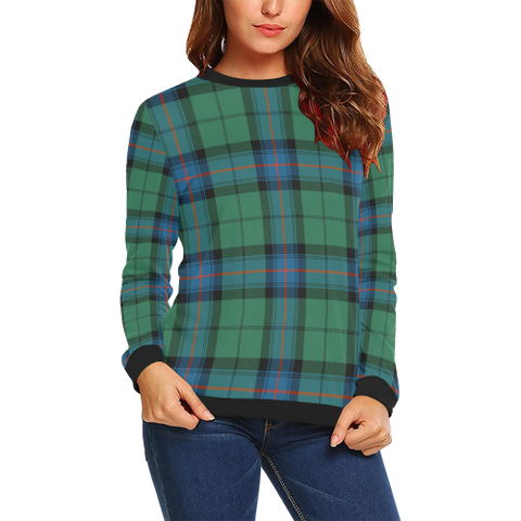 Armstrong Ancient Tartan Crewneck Sweatshirt TH8