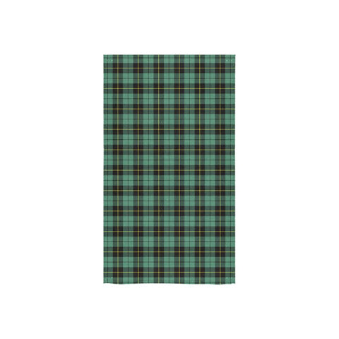 Wallace Hunting Ancient Tartan Towel | scottishclans.co
