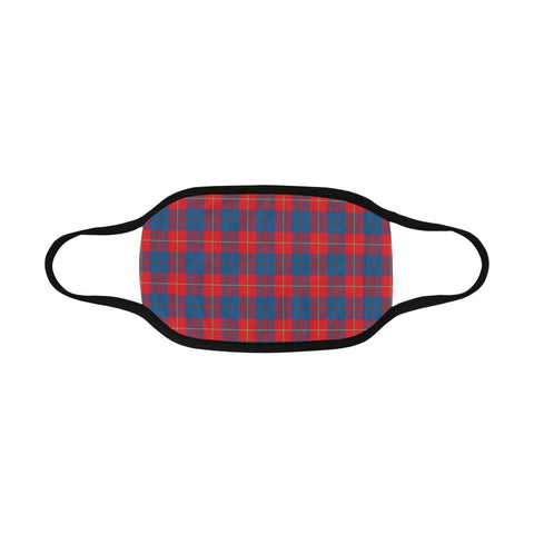 Galloway Red Tartan Mouth Mask Inner Pocket K6 (Combo)