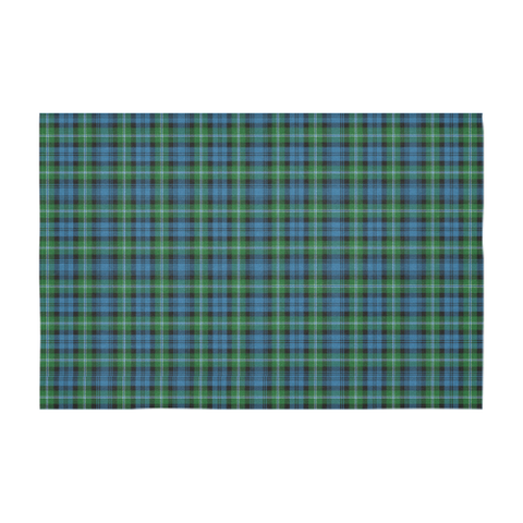 Lyon Clan Tartan Tablecloth | Home Decor