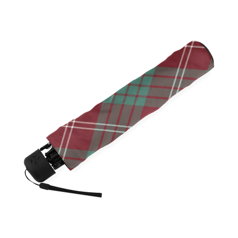 Image of Crawford Modern Crest Tartan Umbrella TH8
