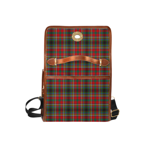 Anderson of Arbrake Tartan Canvas Bag | Special Custom Design