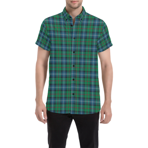 Tartan Shirt - Urquhart Ancient | Exclusive Over 500 Tartans | Special Custom Design