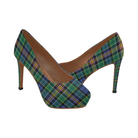 Image of Allison Tartan Heels