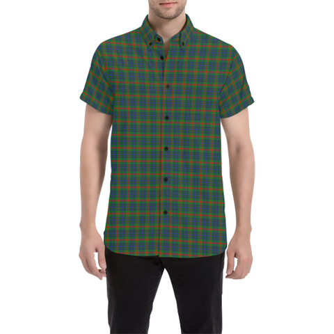 Image of Tartan Shirt - Aiton | Exclusive Over 500 Tartans | Special Custom Design