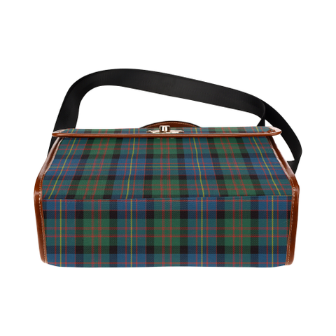Image of Cameron of Erracht Ancient Tartan Canvas Bag | Special Custom Design