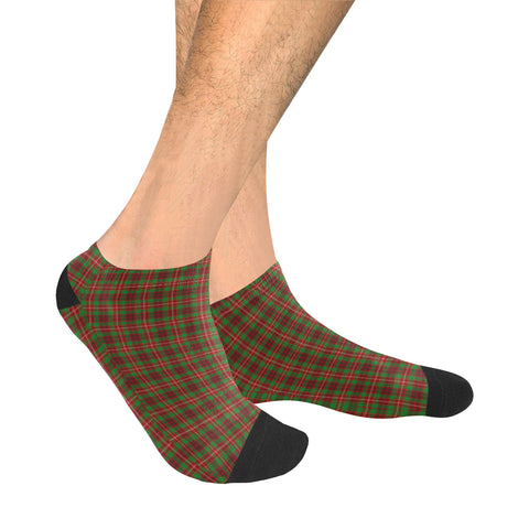 Ainslie Tartan Ankle Socks | scottishclans.co