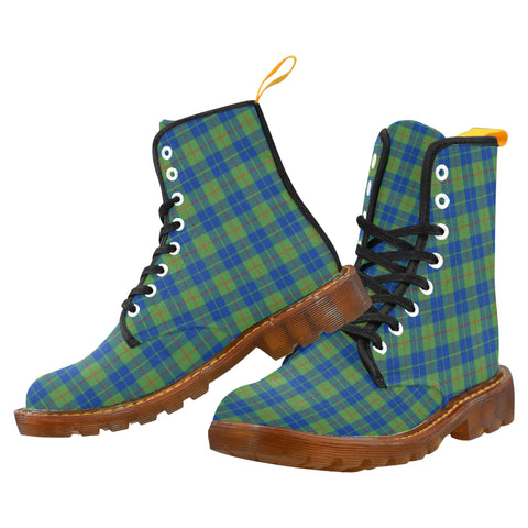 Barclay Hunting Ancient Martin Boot | Scotland Boots | Over 500 Tartans