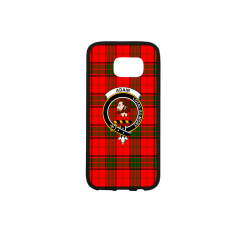 Adair Tartan Clan Badge Luminous Phone Case IPhone 8 plus
