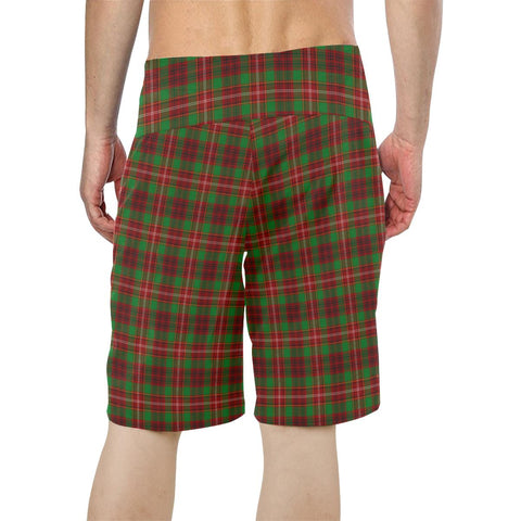 Ainslie Tartan Board Shorts TH8