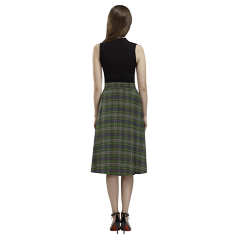 Davidson Tulloch Dress Tartan Aoede Crepe Skirt | Exclusive Over 500 Tartan