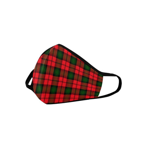 Kerr Modern Tartan Mouth Mask With Filter | scottishclans.co