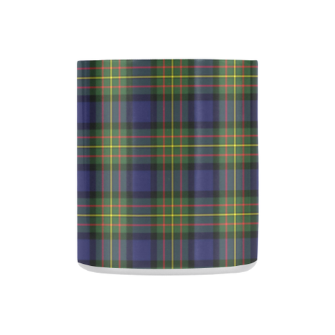 Image of Maclaren Modern Tartan Mug Classic Insulated - Clan Badge K7