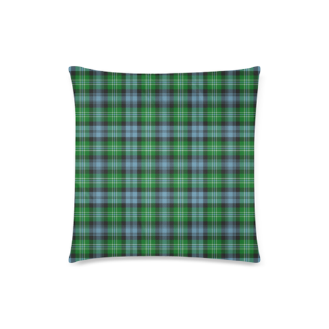 Image of Arbuthnot Ancient decorative pillow covers, Arbuthnot Ancient tartan cushion covers, Arbuthnot Ancient plaid pillow covers