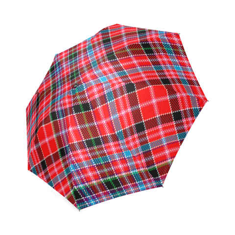 Aberdeen District Tartan Umbrella TH8