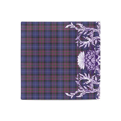 Pride of Scotland Tartan Wallet Women's Leather Wallet A91 | Over 500 Tartan