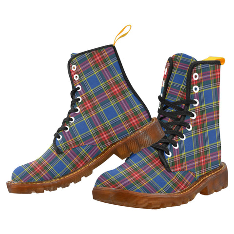 Image of MacBeth Modern Martin Boot | Scotland Boots | Over 500 Tartans