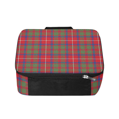 Image of Shaw Red Modern Bag - Portable Storage Bag - BN