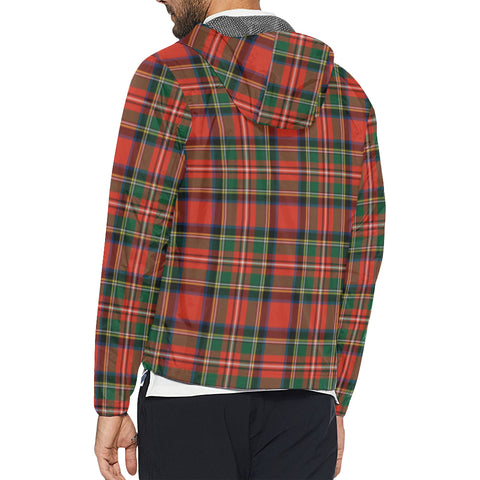 Stewart Royal Modern Windbreaker Jacket | Men & Women Clothing | Hot Sale