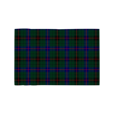 Image of Davidson Modern Clan Tartan Motorcycle Flag