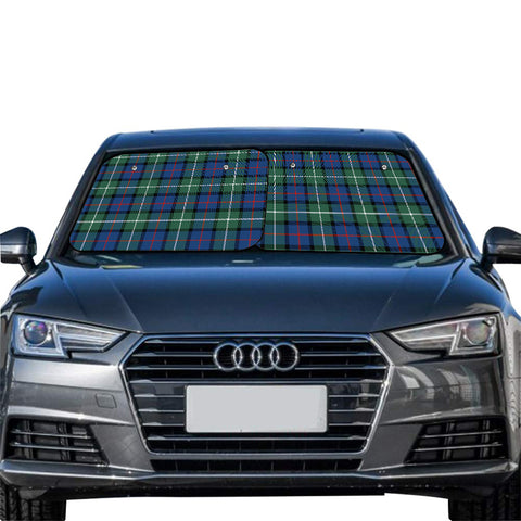 Davidson of Tulloch  Clan Tartan Scotland Car Sun Shade 2pcs