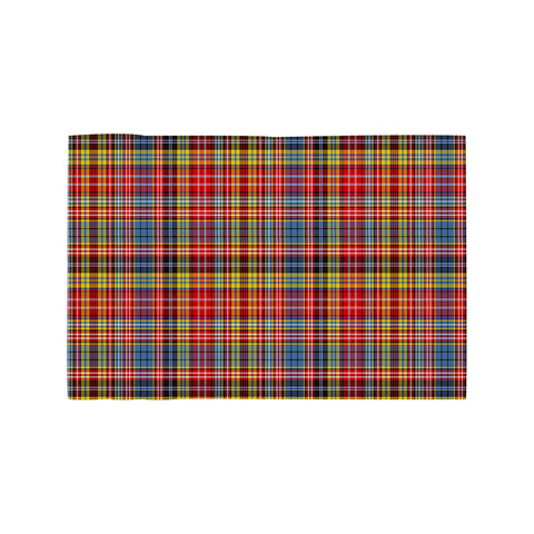 Image of Drummond of Strathallan Clan Tartan Motorcycle Flag