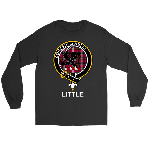 Little Clan Tartan T-Shirt | Over 500 Tartans and 300 Clans | Love Scotland