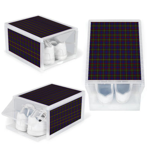 Durie Clan Tartan Scottish Shoe Organizers K9