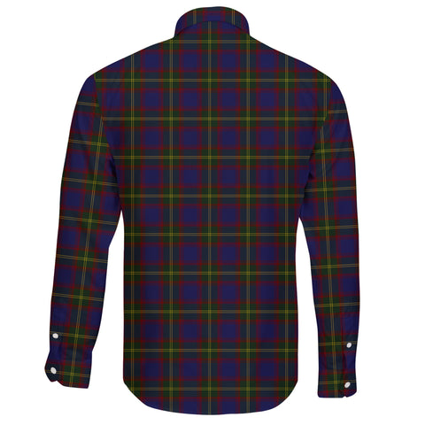 Durie Tartan Clan Long Sleeve Button Shirt A91
