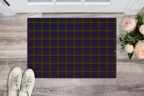 Durie Tartan Carpets Front Door A91